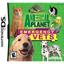 NDS: ANIMAL PLANET: EMERGENCY VETS (GAME)